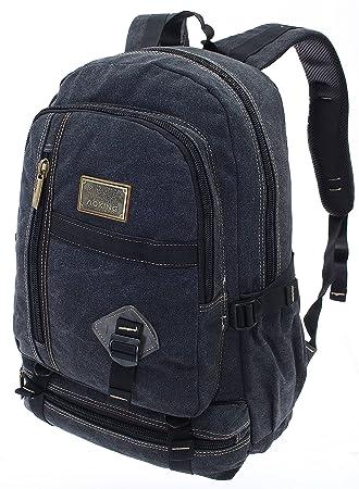 Neu Damen Herren Rucksack 30L Schule Freizeit Tasche Backpack Ranzen Sporttasche