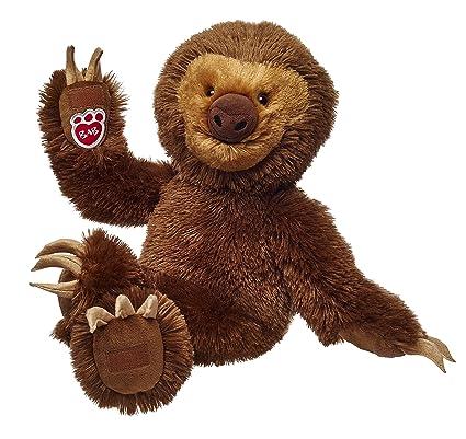 Amazon Com Build A Bear Workshop Adorable Plush Sloth Stuffed