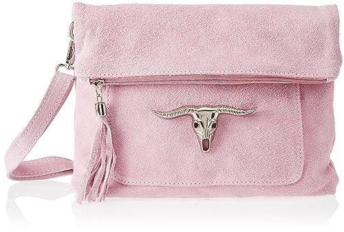 Womens 8651 Shoulder Bag Chicca Borse UJ77RbNd