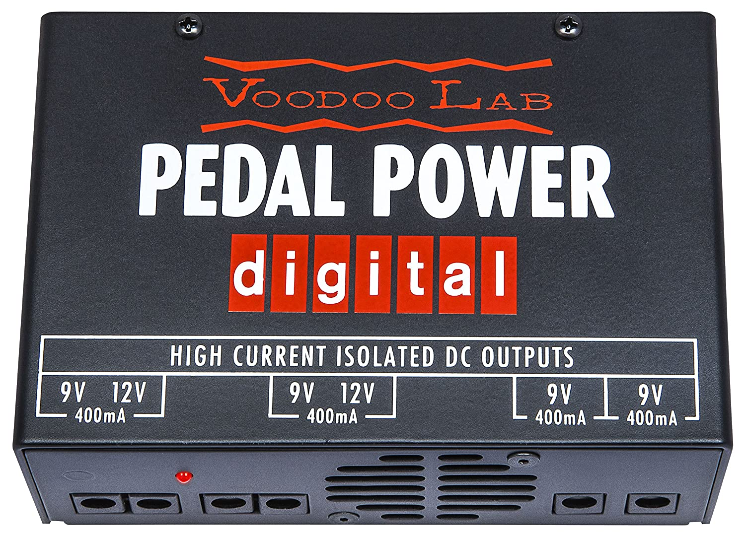 Voodoo Lab Pedal Power Digital Isolated Power Supply PPD H79048