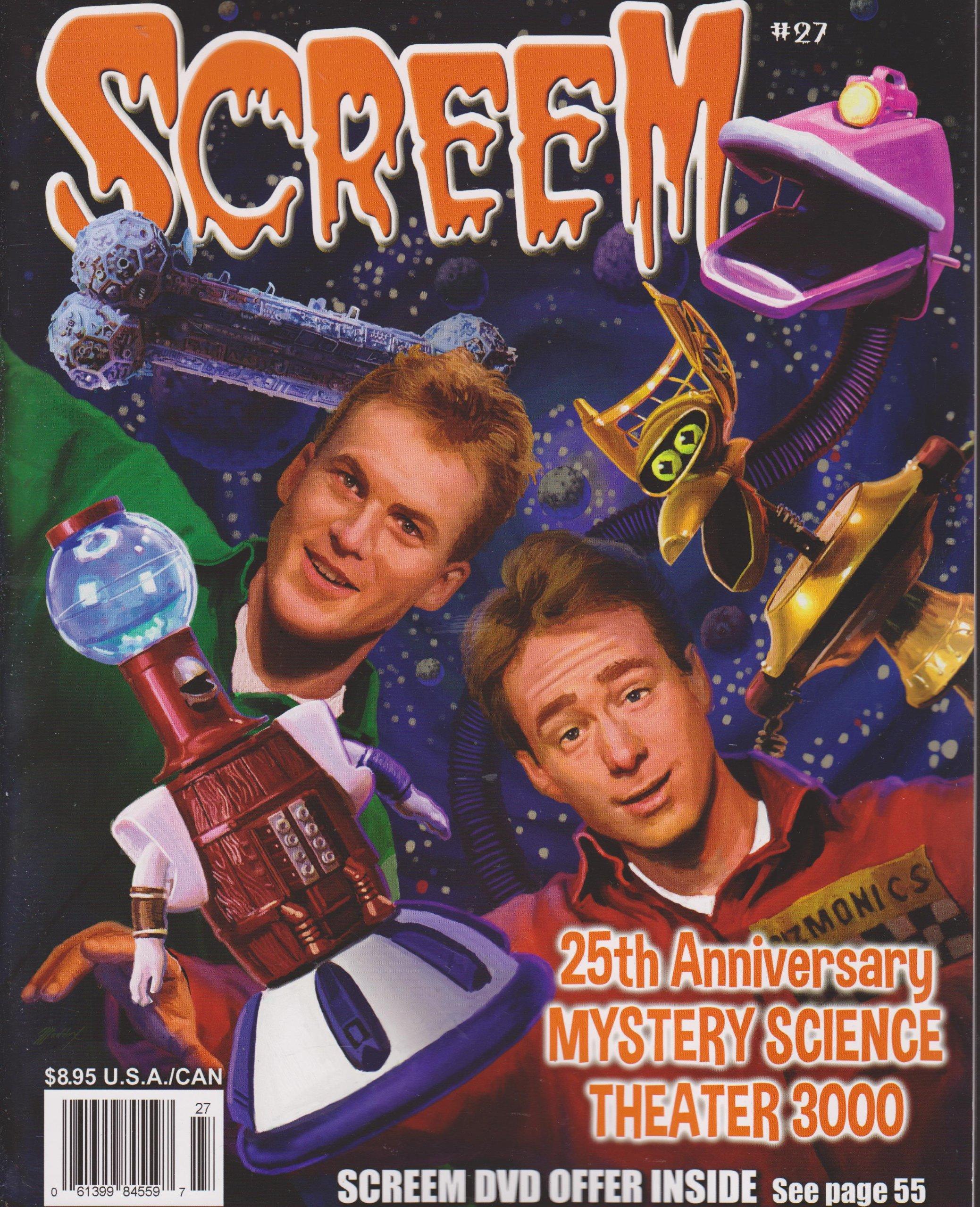 Download Screem Magazine #27 PDF