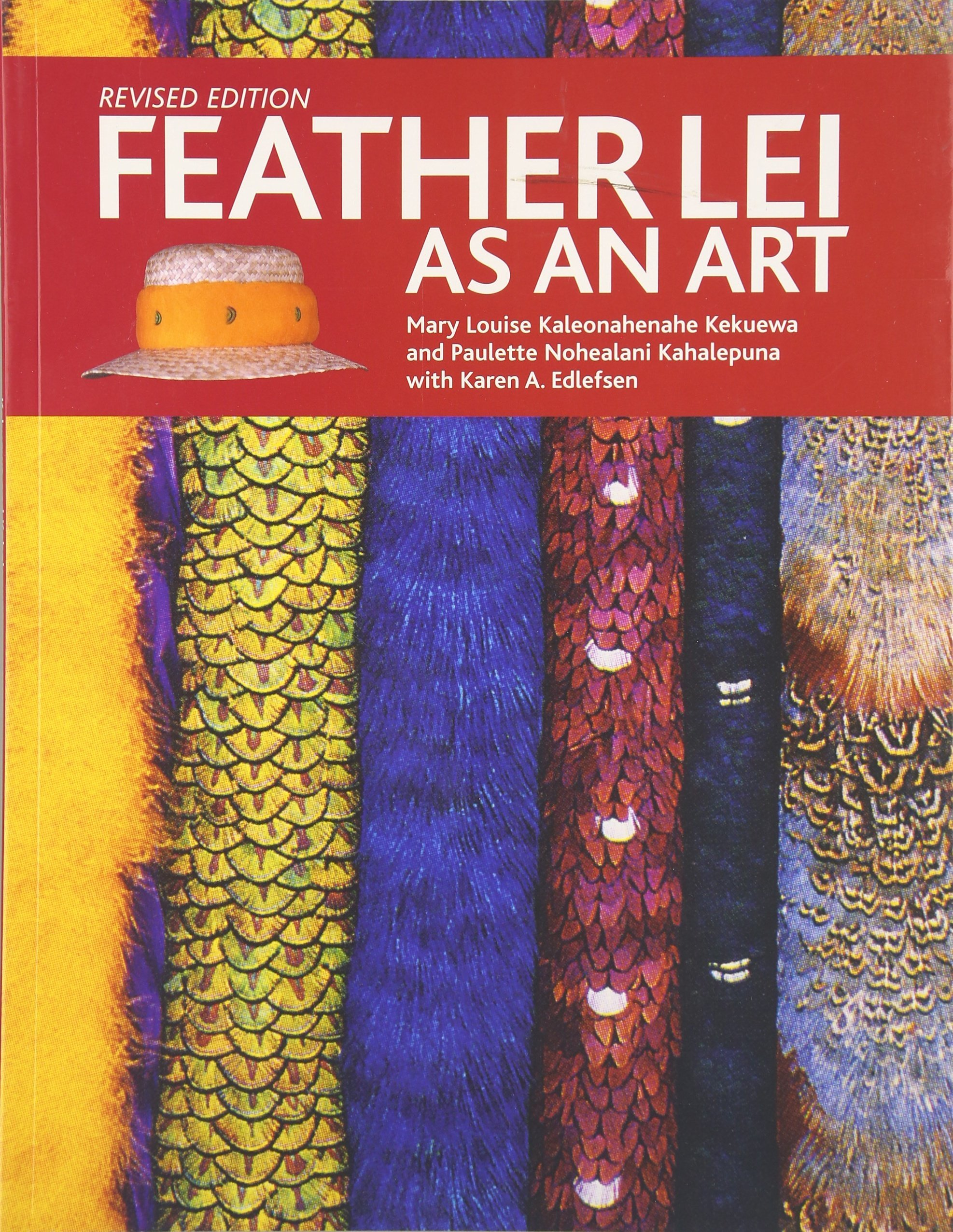 Feather Lei as an Art