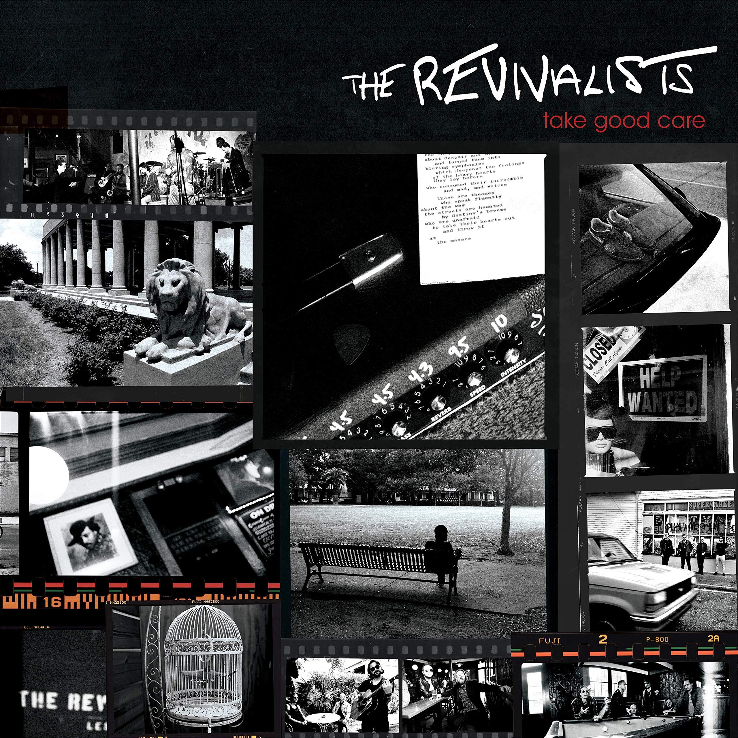 "Vinilo : The Revivalists - Take Good Care (With Bonus 7"")"