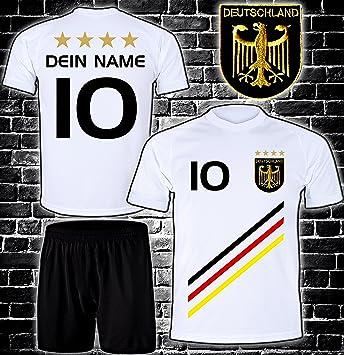 Elevensports Deutschland Trikot Hose Mit Gratis Wunschname