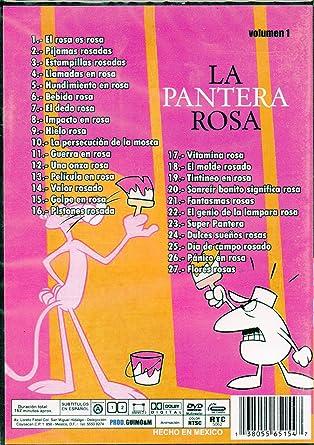 La Pantera Rosa Vol 1 En Espanol