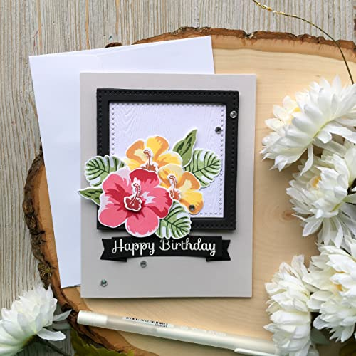 Amazon Com Handmade Birthday Card Birthday Cards Tropical