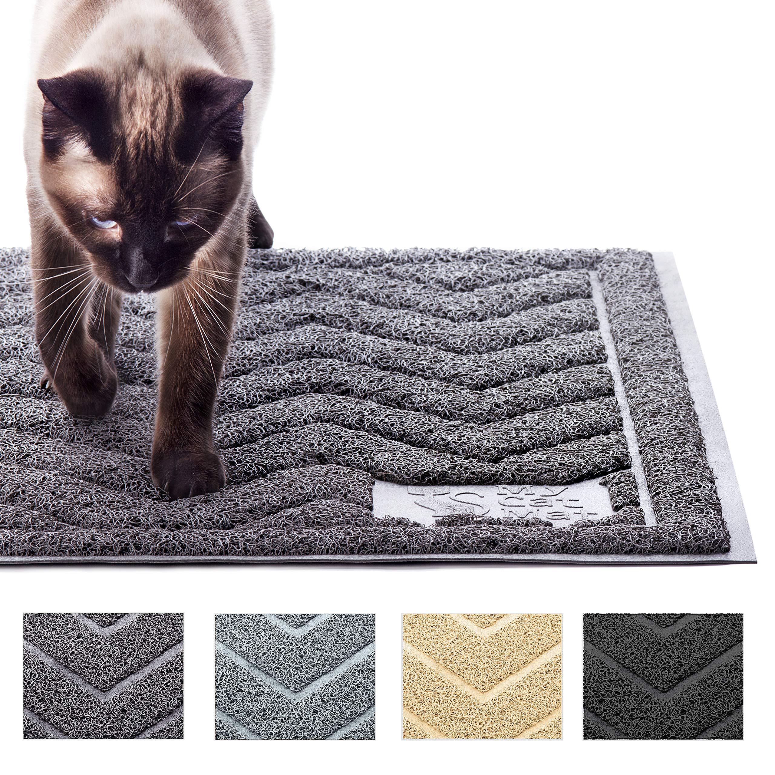 My Cat Mat Cat Litter Mat Traps And Controls Kitty Litter
