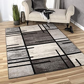 product image for Orian Rugs Armada Area Rug, 9' x 13', Charcoal