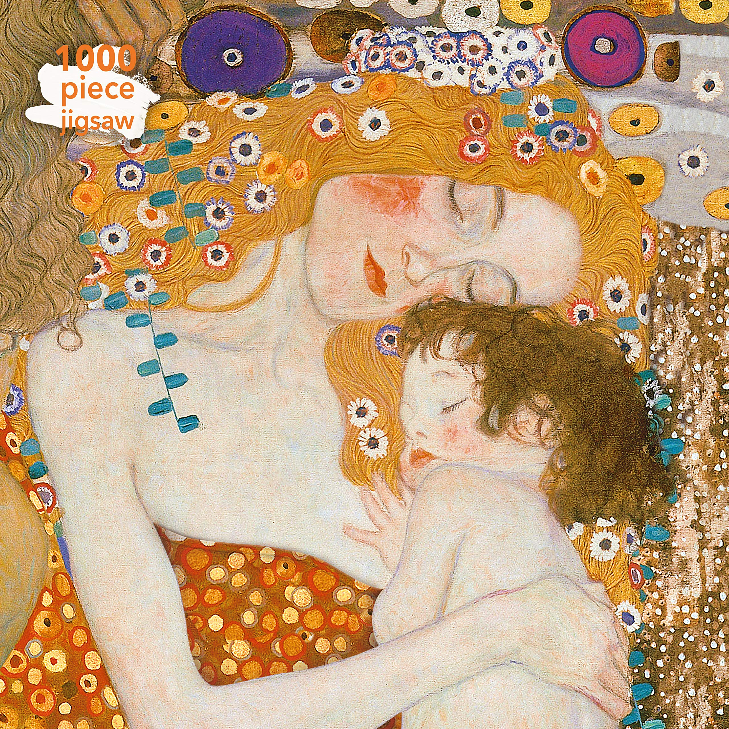 adult jigsaw gustav klimt three ages of woman 1000 piece jigsaw puzzle 1000 piece jigsaws