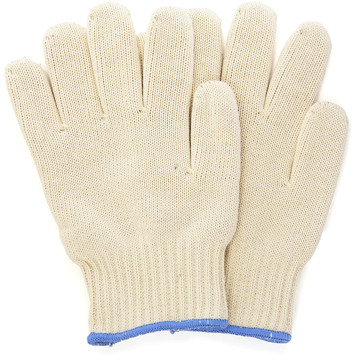 Handy Trends Model 00770 Oven Gloves One size Off White