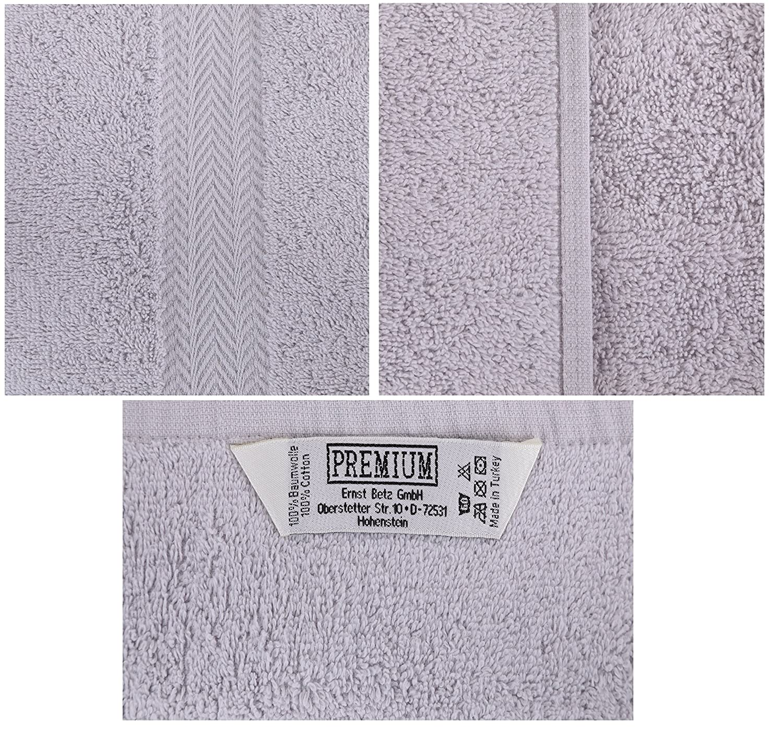 Misure BETZ Lavetta Premium 100/% Cotone Colore Beige 30 x 30 cm