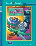 Moving Straight Ahead: Connected Mathematics, Teacher's Guide: Grade 7, Algebra
