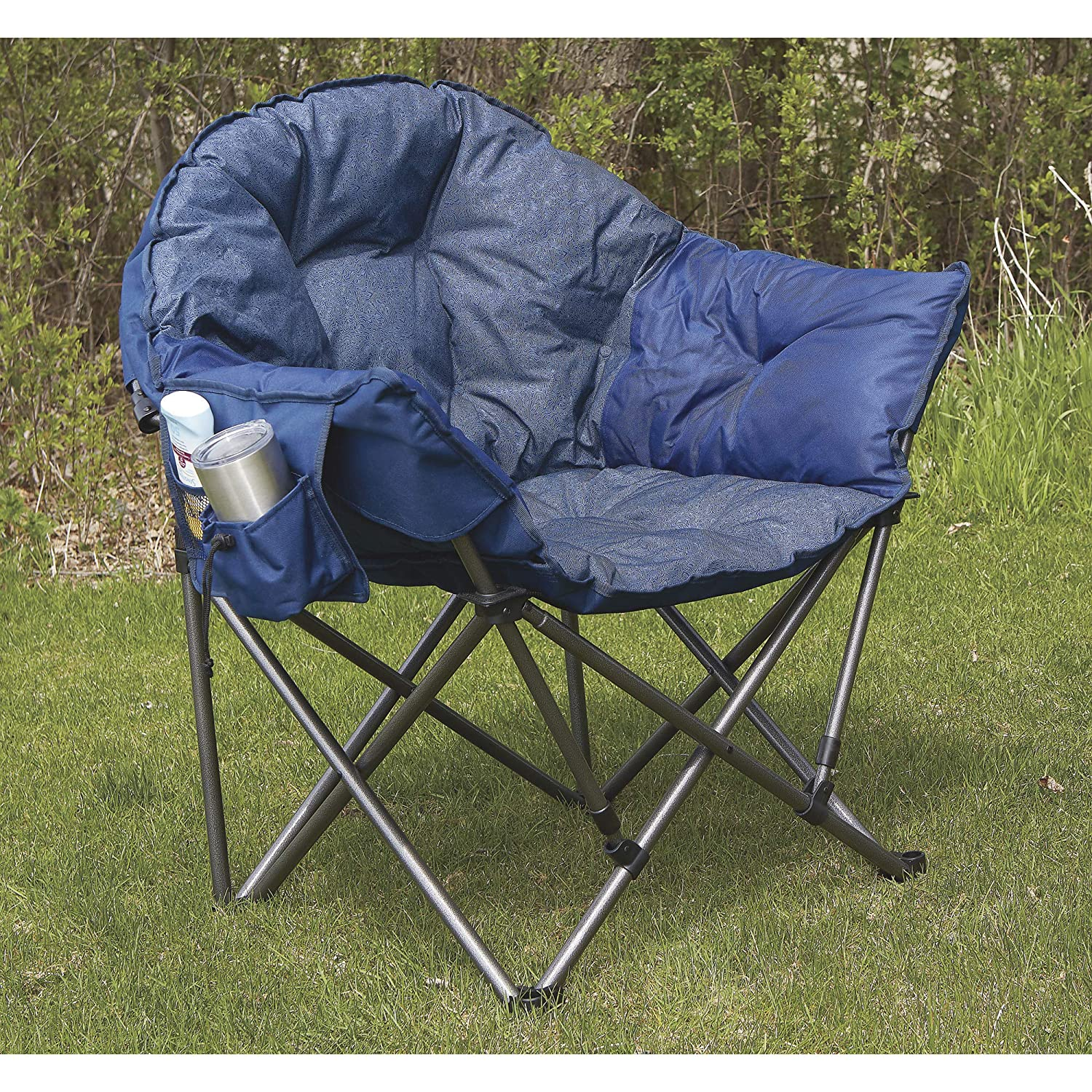Admirable Westfield Outdoor Portal Oversized Folding Club Camp Chair 500 Lb Capacity Alphanode Cool Chair Designs And Ideas Alphanodeonline