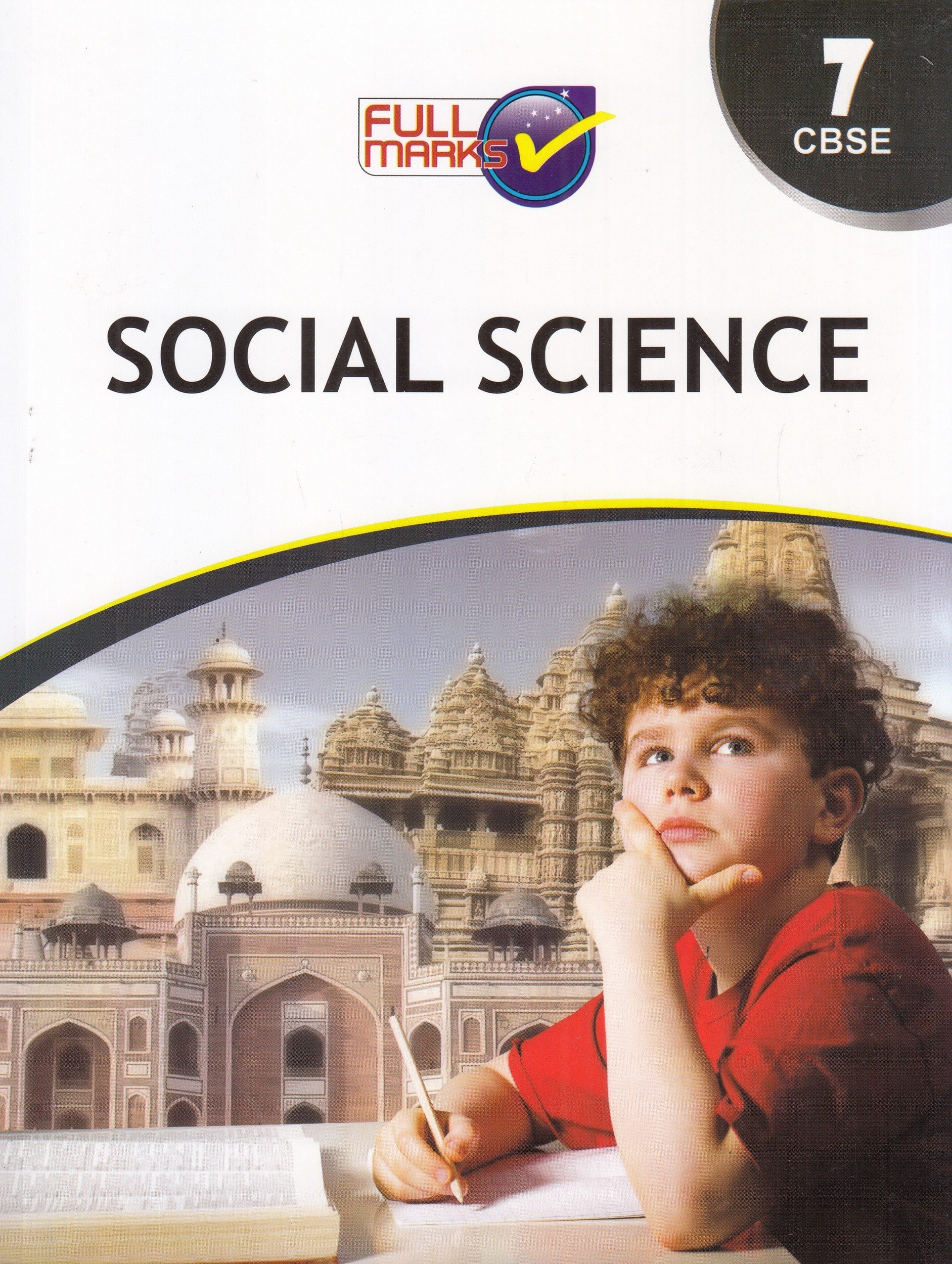 Social Science Class 7 CBSE (2019-20): Amazon in: Full Marks: Books