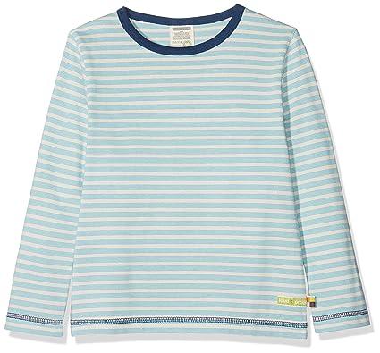 c1ee64dc0 loud + proud Boy s Shirt Streifen T Grey  Amazon.co.uk  Clothing