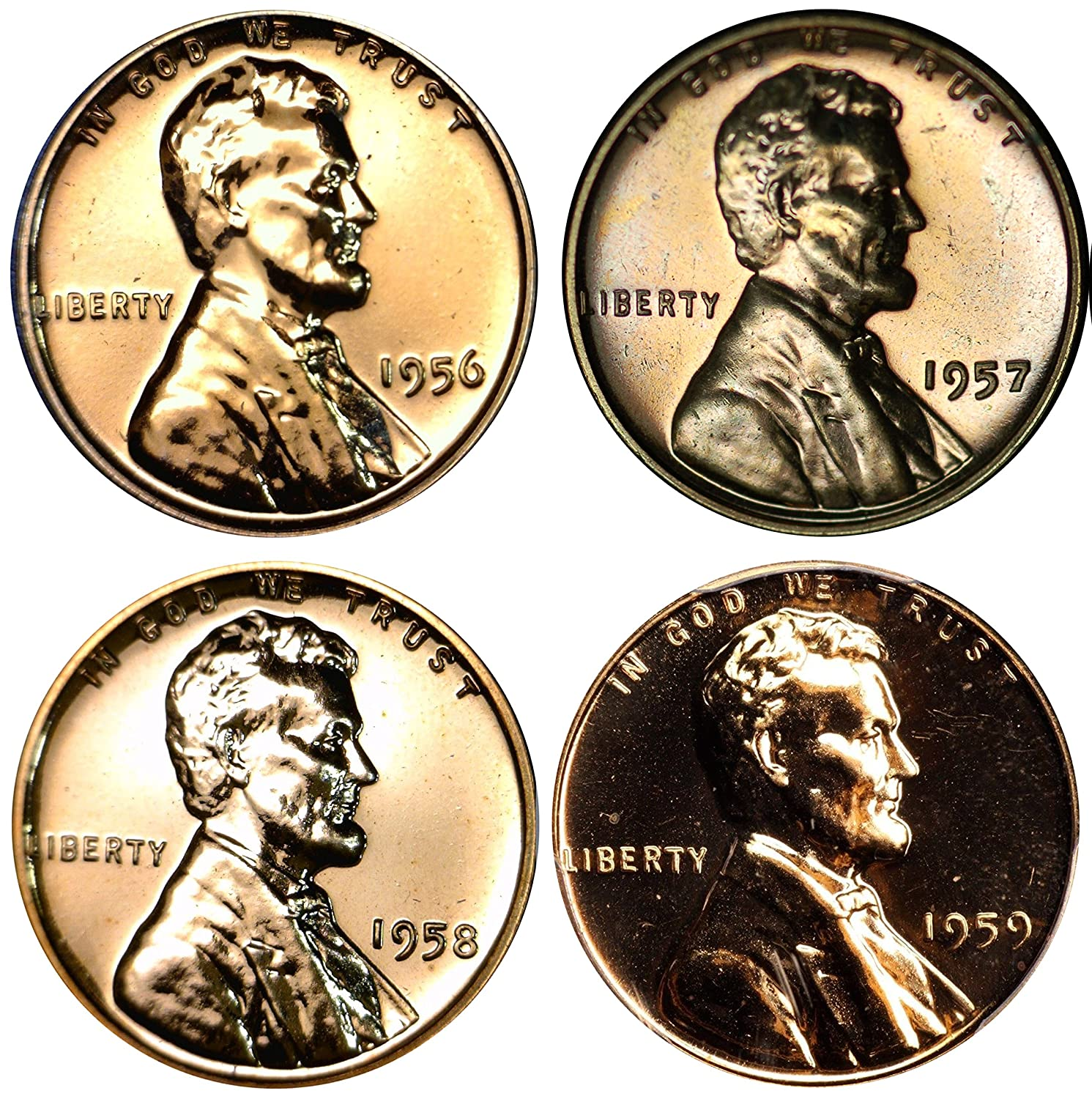 2006-S Lincoln Proof Cent Gem Cameo Beauty!!