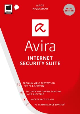 Avira Internet Security Suite 2017 | 1 Device | 3 Year | Download [Online Code]