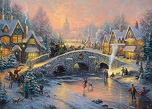 Ceaco 3328-40 Spirit of Christmas Puzzle