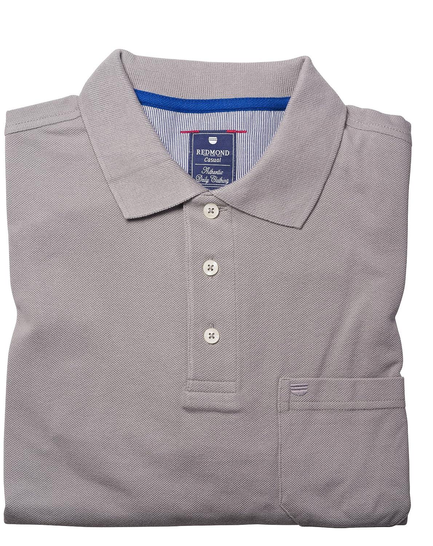 Redmond Polo Shirts Aus 100% Baumwolle (900) in Verschiedenen Farben:  Amazon.de: Bekleidung