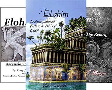 The Elohim Trilogy (3 book series) Kindle Edition