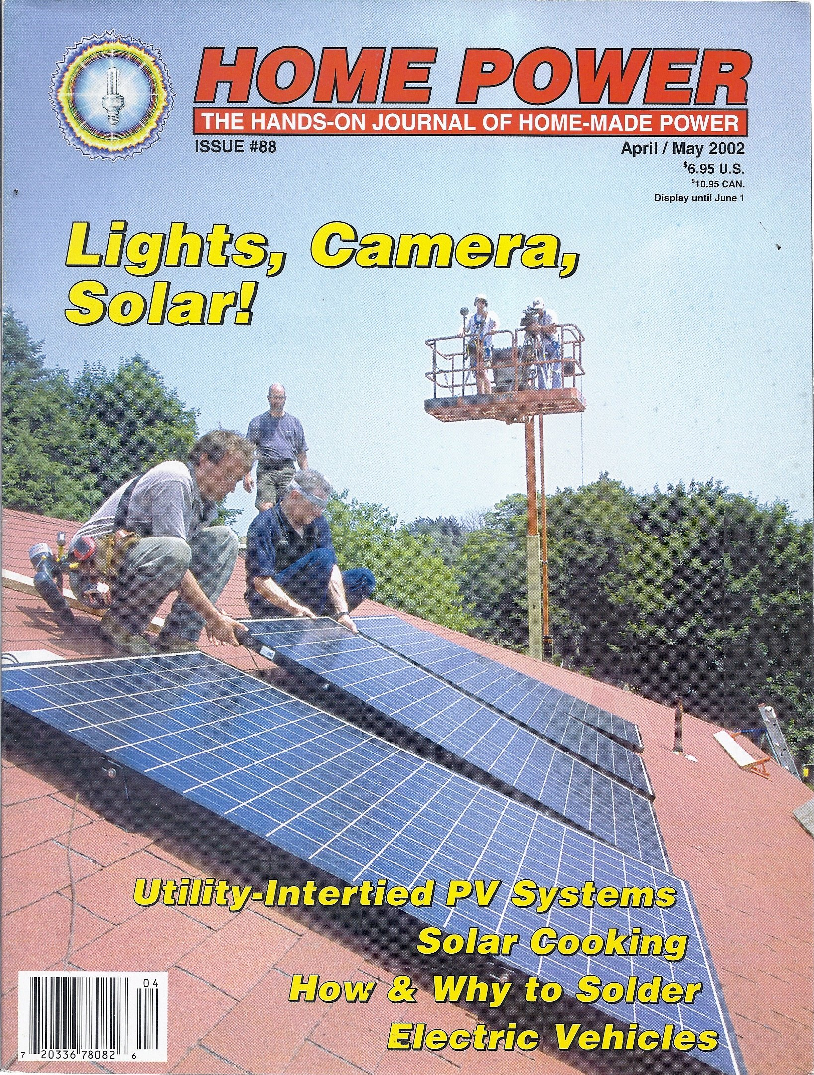 Download Home Power (Issue 88 - April/May 2002) PDF