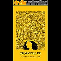 Storyteller: 100 Poem Letters (English Edition)