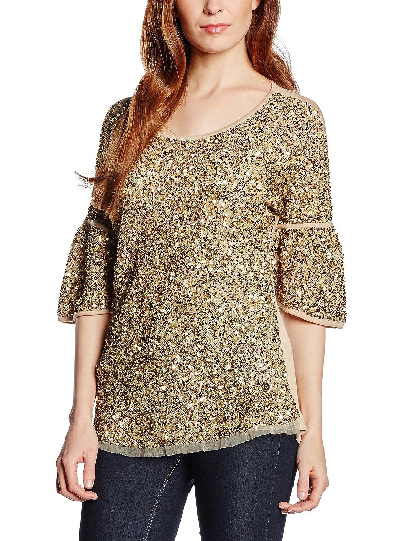 TWINSET Damen Hemden Camicia/Chemisier/Tunichetta