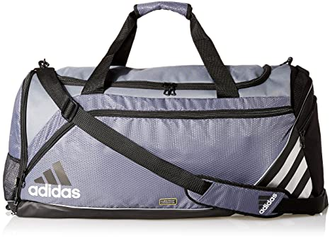 3c3b7cf8b5 adidas Team Speed Duffel - Large Duffel Lead  Amazon.in  Sports ...