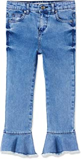 RED WAGON Jeans Bambina con Rouches 2457