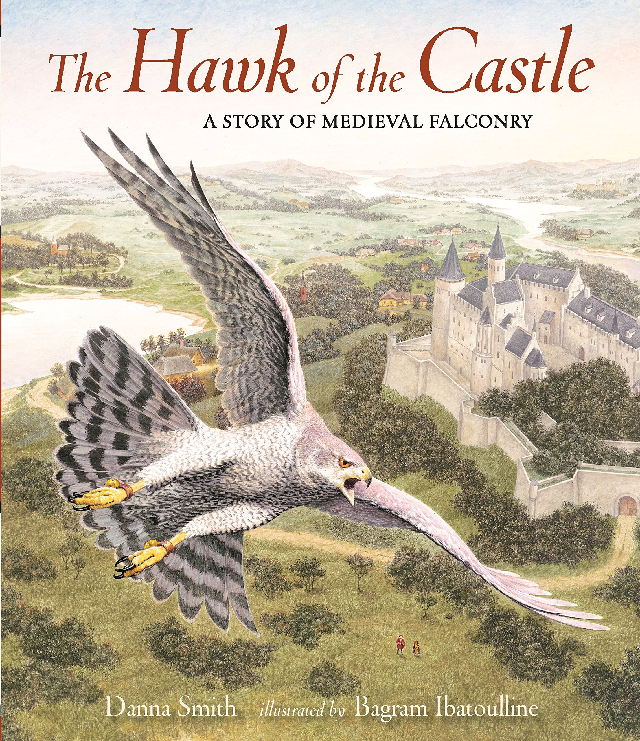 The Hawk of the Castle: A Story of Medieval Falconry by CANDLEWICK (Image #1)