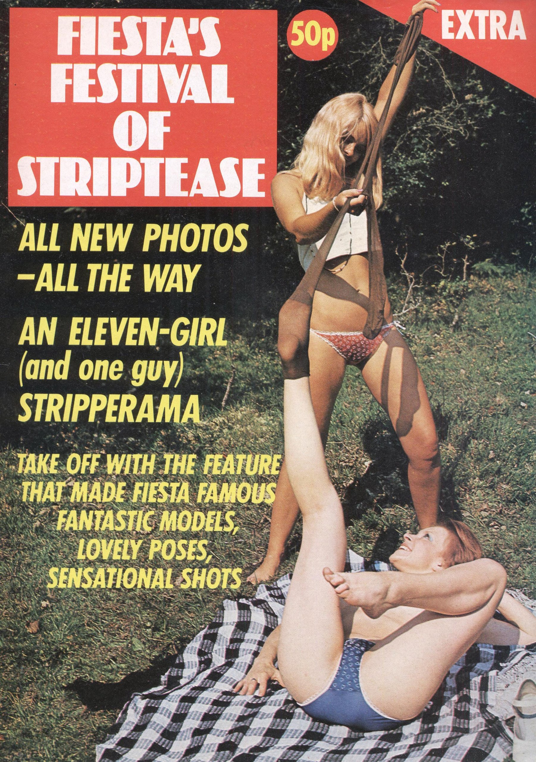 Fiesta con strip tease assured