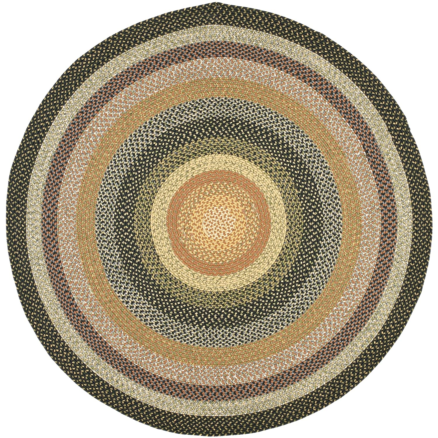 size area round braided of bathroom rugs rug lowes large