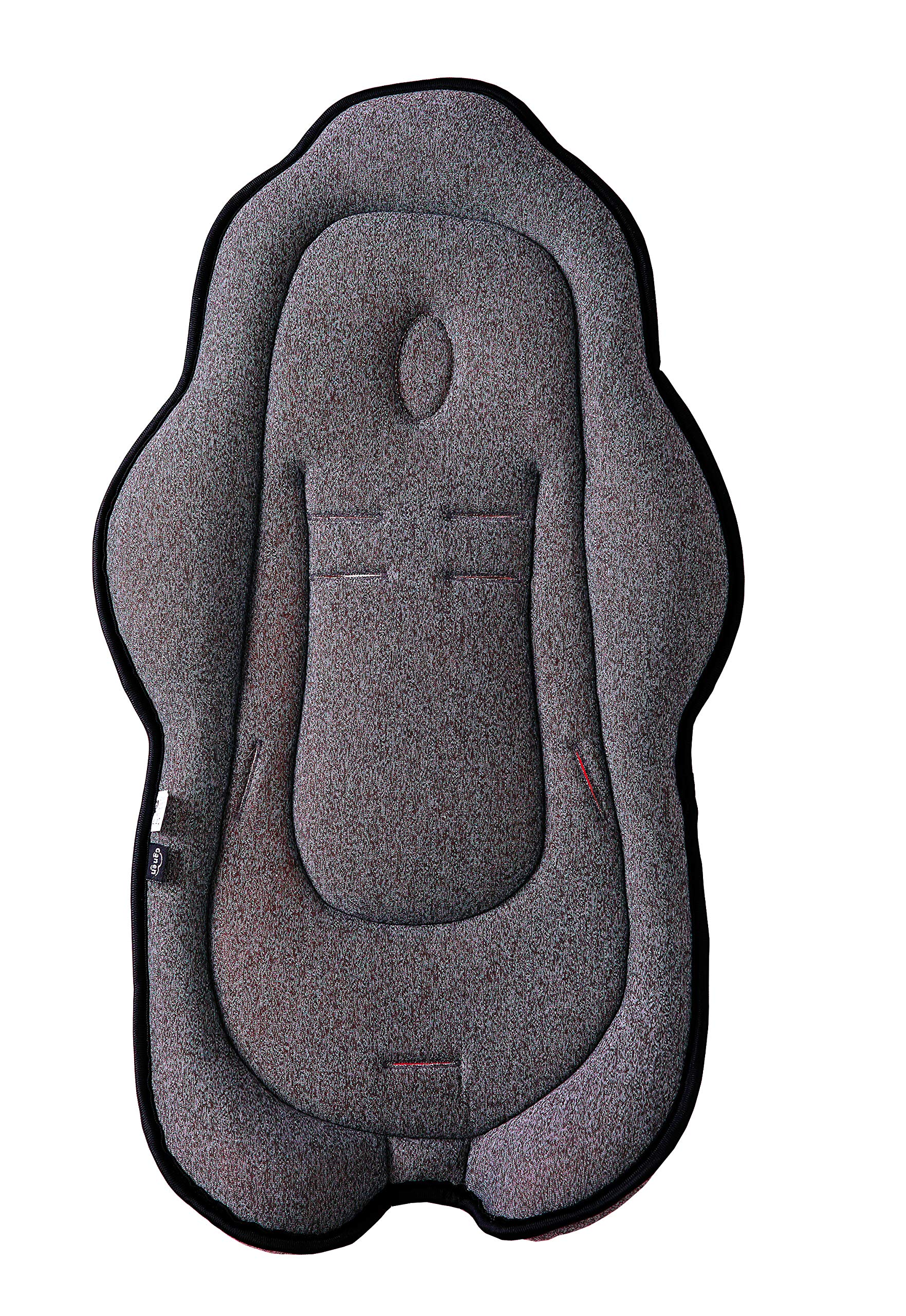 use on carseat//bouncer//stroller Babymoov Cosymorpho Baby Travel Cushion-Smokey