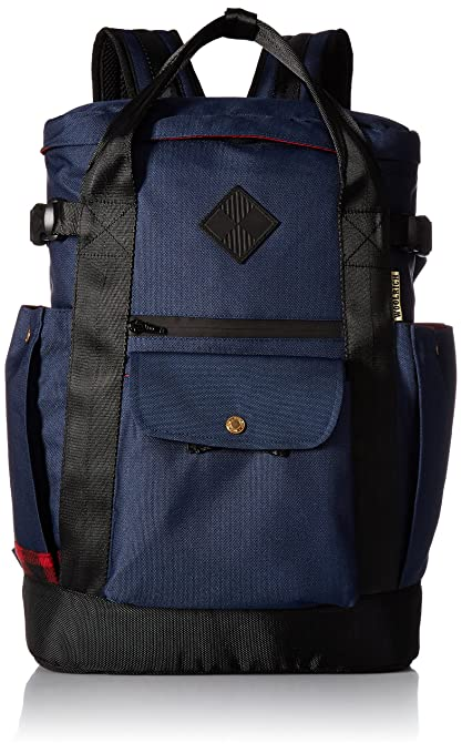 82f780c874b Amazon.com | Woolrich Woolrich X The Hill-side Backpack Bag, NAVY (Blue) |  Casual Daypacks