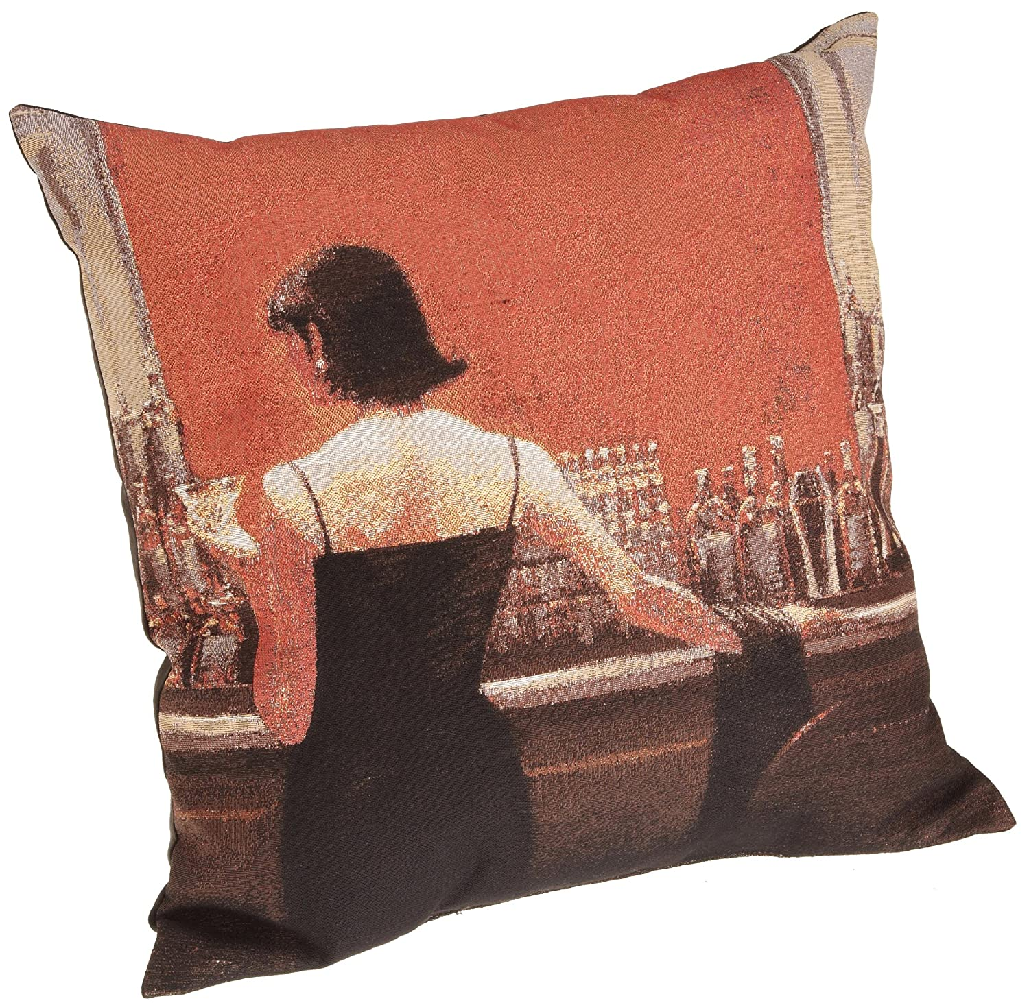 Brentwood 18-Inch Fine Art Tapestry, Evening Lounge Brentwood Originals 8971