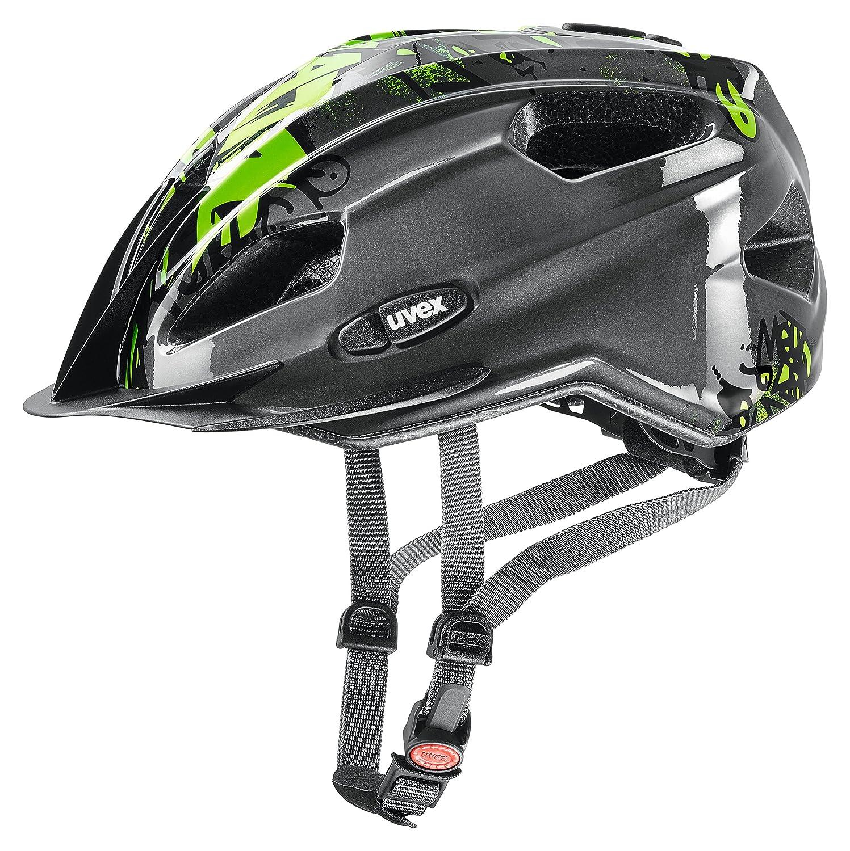 Uvex Fahrradhelm Quatro Junior Mixte UVEYL|#Uvex 41/4/257/26/15
