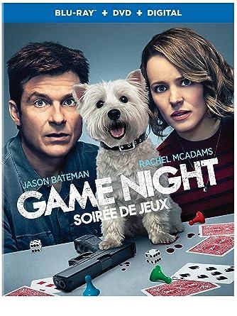 Game Night / Noční hra (2018)