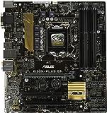 ASUS LGA1151 DDR3 HDMI DVI SATA 6Gb/s USB 3.0 B150 Micro ATX 1800 Motherboards B150M-PLUS D3