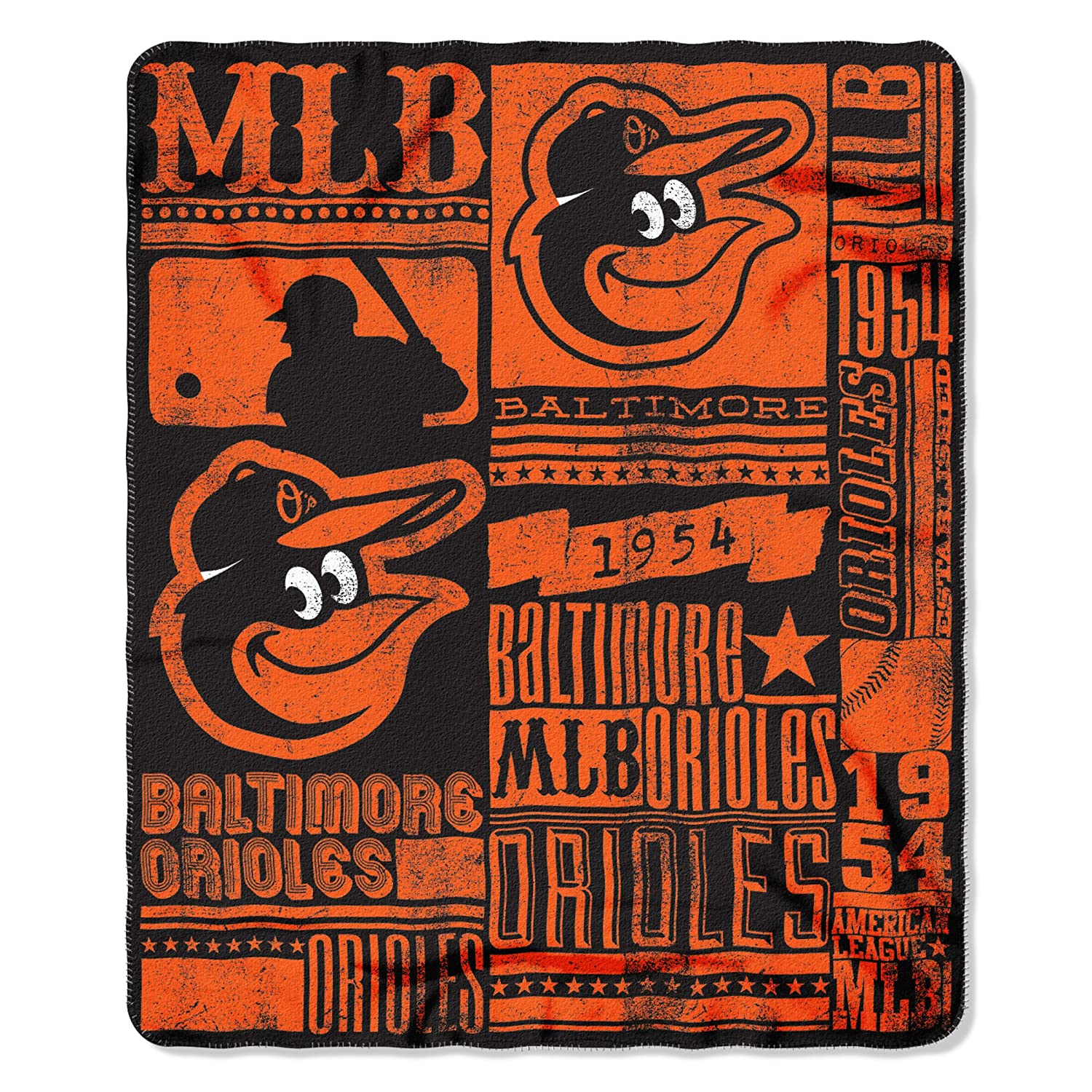 MLB Fleece Blanket