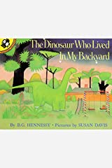 The Dinosaur Who Lived in My Backyard (Picture Puffin Books) Paperback