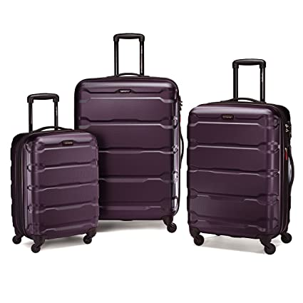 Samsonite Omni PC 3 piezas Spinner 20 24 28