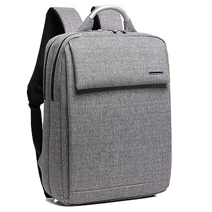 Kamay s mochila portátil bolsa mochila de moda Slim multifunción resistente al agua profesional de negocios poliéster con mango ...