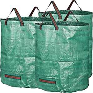 GardenMate 3 Sacos para desechos de jardín 272l: Amazon.es: Bricolaje y herramientas