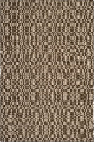Safavieh Southampton Collection Handmade Polyester Area Rug, 8 x 11 , Brown