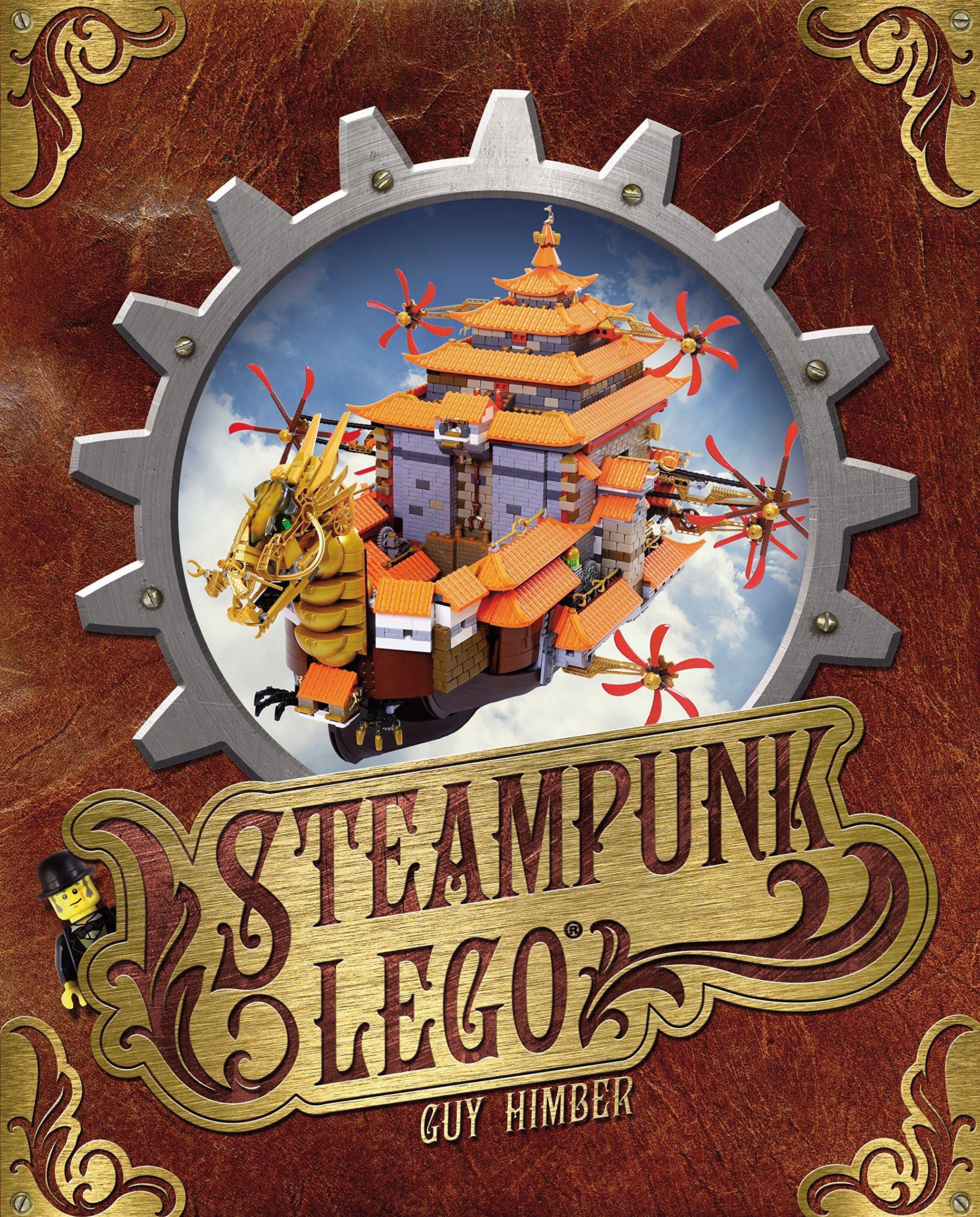Steampunk LEGO 3