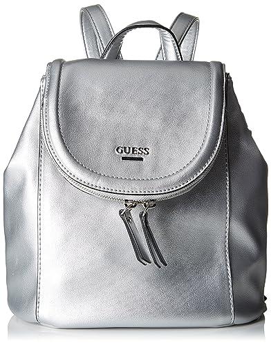 Guess Bags Hobo, Sacs portés dos femme, Noir (Black), 12x25x25.5 cm (W x H L)