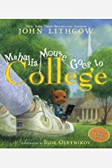 Mahalia Mouse Goes to College: Book and CD Hardcover