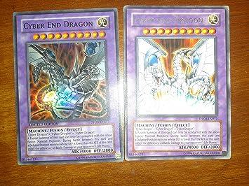 Yu-Gi-Oh! - Cyber End Dragon (DP04-EN012) - Duelist Pack 4 Zane Truesdale - 1...: Amazon.es: Juguetes y juegos