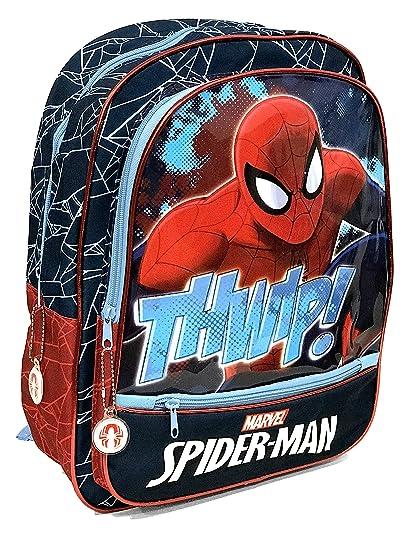 Mochila Spiderman Marvel Adaptable 41cm