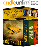Squeaky Clean Mysteries Book Bundle, Books 4-6 (Squeaky Clean Bundles 1)
